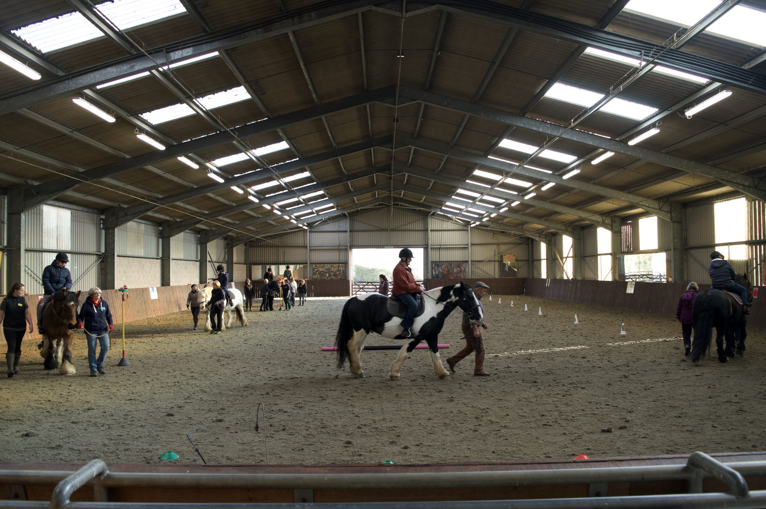 Cotswold RDA riding session