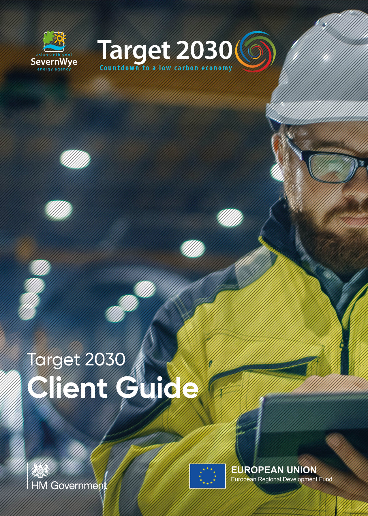 Cover of the Target 2030 Client Guide
